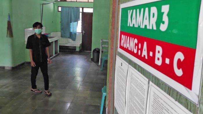 Kasus Baru Covid-19 Turun, Pemkot Blitar Kosongkan Rumah Isolasi di Poltekkes Malang