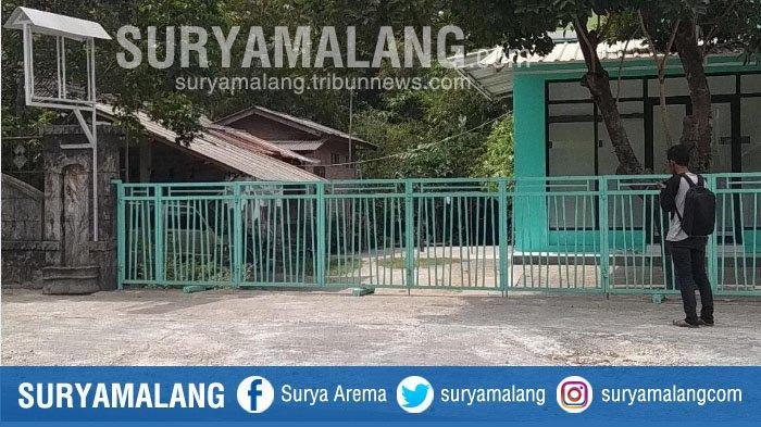 Densus 88 Sita Busur dan Anak Panah dalam Penggeledahan Rumah di Jatimalang, Kota Blitar