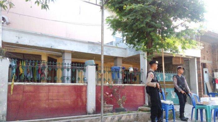 Tak Paham Profesi Terduga Teroris, Warga Jalan Sikatan Kaget Ada Tetangga Yang Menjadi Teroris