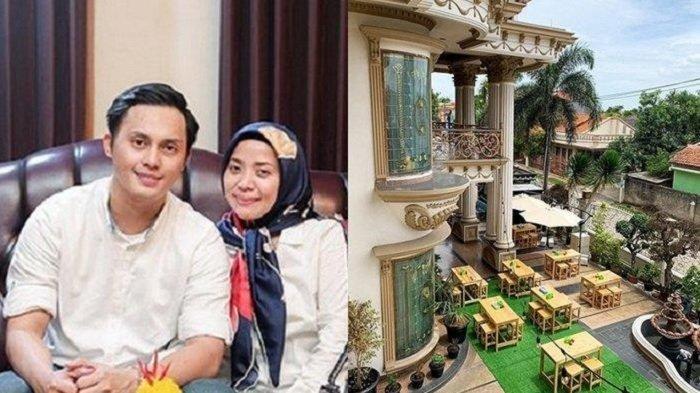 Kamar Tidur Muzdalifah Jadi Sorotan, Rumah Istri Fadel Islami Bak Istana Kini Disulap Jadi Warung