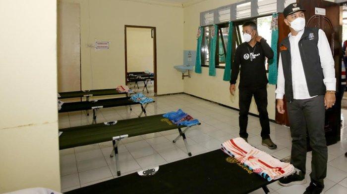 Ada 1.600 OTG di Surabaya Dirawat di Rumah Sehat