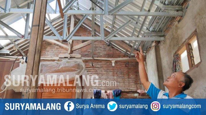 Siti Wasilah Tak Menyangka Rumahnya Dibangun Pemkot Malang Melalui Bantuan Dari Baznas