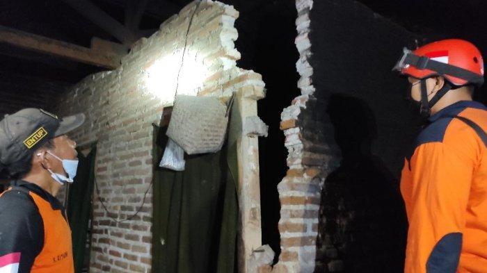 Terus Bertambah, Jumlah Kerusakan Bangunan Akibat Gempa Bumi di Blitar Terhitung 220 Unit