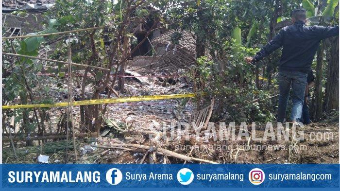 Ledakan Pragaan, Sumenep Bermula dari Temuan Barang di Jalan, 2 Orang Terluka & 2 Rumah Rusak