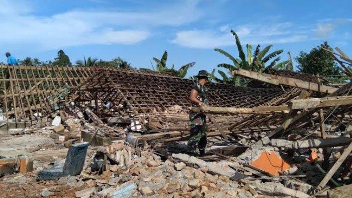 Dampak Gempa di Malang, Sanusi: Kami Bantu Sebisanya Dulu