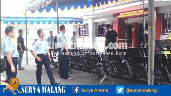 181 Narapidana di Rutan Medaeng Sidoarjo Dapat Remisi Lebaran, Kunjungan Keluarga Diantispasi