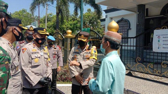 RW 09 Kelurahan Tlogomas Malang Terapkan Semi-Lockdown Seusai 21 Warga Terpapar Covid-19