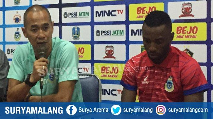 Kalah dari Arema FC, Pelatih Sabah FA Kurniawan Dwi Yulianto Sampaikan Alasan Soal Finishing