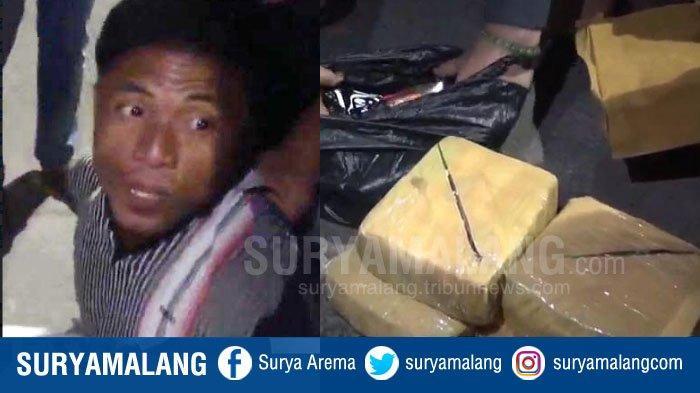 Penyelundupan Lebih dari 4 Kilogram Sabu Menuju Madura Digagalkan BNNP Jatim, Kiriman dari Malaysia