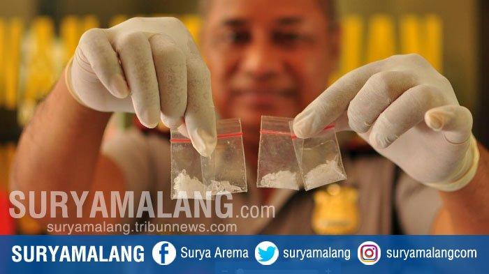 Agar Bisa Beli Susu untuk Anak, Pemuda Asal Surabaya Ini Jual Barang Haram
