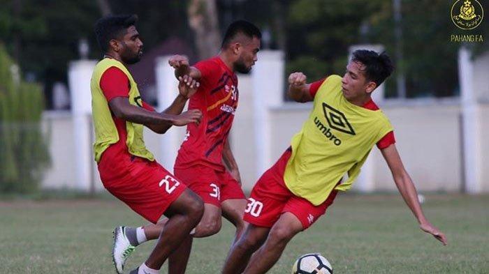 Saddil Ramdani Cetak Gol Perdana di Malaysia, Antar Kemenangan Pahang FA atas Kelantan United