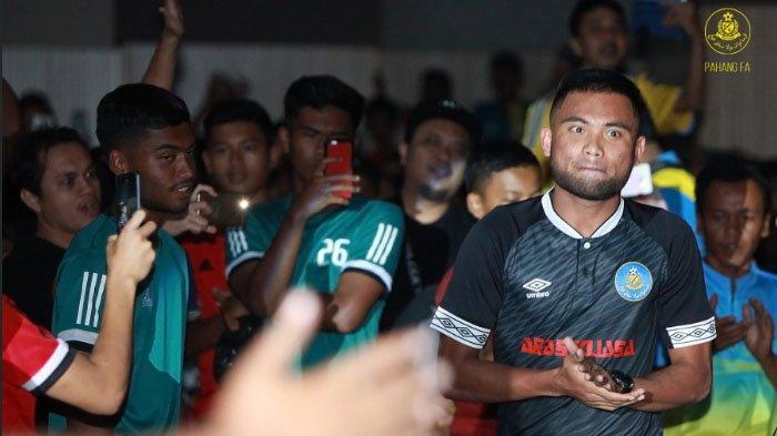 Eks Persela Lamongan Saddil Ramdani Cetak Gol Perdana Liga Malaysia, Gol Debut di Laga Debut