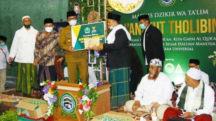 Safari Ramadan 2021 Hari Ketiga, Wali Kota Malang Sutiaji Ajak Warganya Tahan Emosi saat Puasa