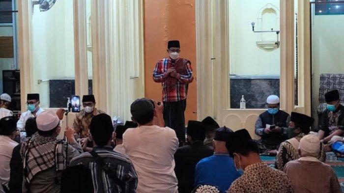 Covid-19 Belum Habis, Wali Kota Malang Sutiaji Ajak Warga Tetap Pakai Masker dan Disiplin Prokes