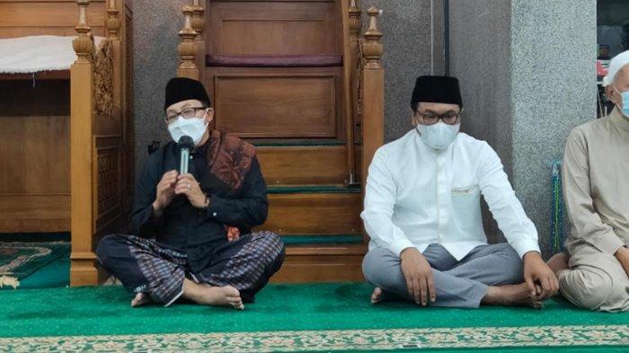 Safari Ramadan Hari Terakhir, Wali Kota Malang Ajak Warga Sedekah Rp 1000 /Hari untuk Bangun Masjid