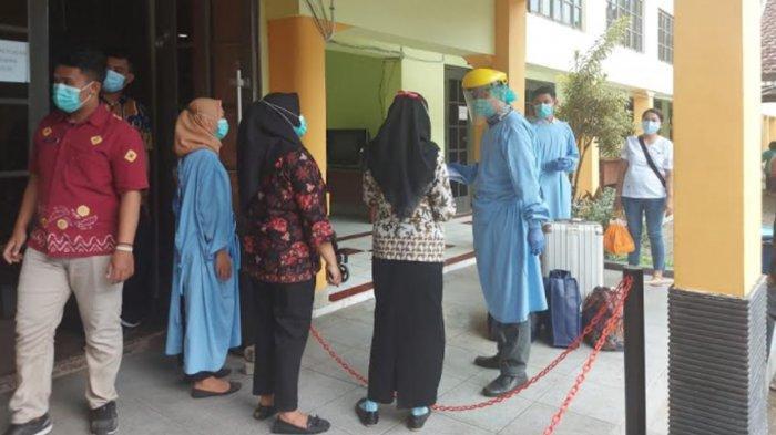 Pekerja Migran Asal Kota Malang Mulai Berdatangan, Langsung Karantina di Safe House Jalan Kawi