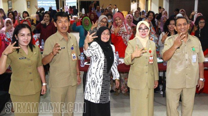 Dinas Koperasi dan UMKM Kota Malang Latih Para Pelaku UMKM Bidang Kuliner