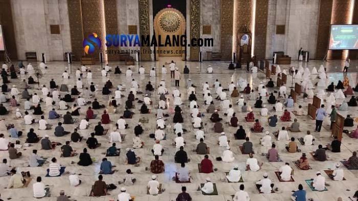BREAKING NEWS : MUI Kota Malang Izinkan Pelaksanaan Salat Idul Fitri 1442 Hijriyah di Masjid