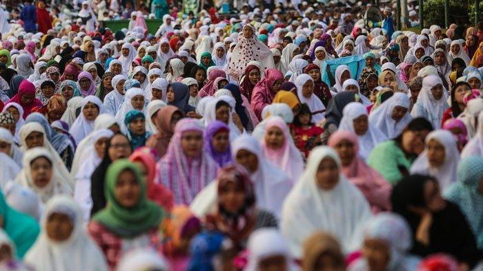 Jadwal Sholat Ied 2019 di Kebun Raya Bogor, Serta Panduan Sholat Idul Fitri, Mulai Bacaan Niat