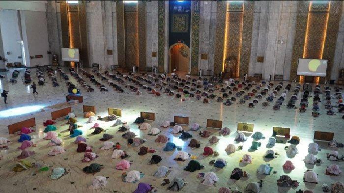 Rencana Sholat Ied di Masjid Al-Akbar Surabaya Ditinjau Ulang, Setelah Terbit SE Wali Kota