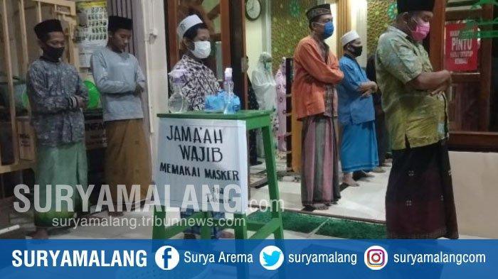 Salat Tarawih dan Salat Witir di Masjid Ash Shiddiq Surabaya, Dulu 23 Rakaat, Sekarang 11 Rakaat