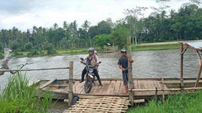Saluran Irigasi di Kabupaten Malang Bebas dari Dampak Gempa Bumi