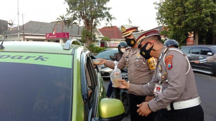 Satlantas Polresta Malang Kota Gelar Samsat dan SIM Keliling Ngabuburit, Ini Tujuannya