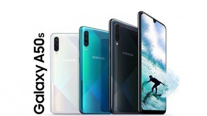 Spesifikasi dan Bocoran Harga Samsung A50s, Sudah Bisa Dipesan Mulai Hari Ini