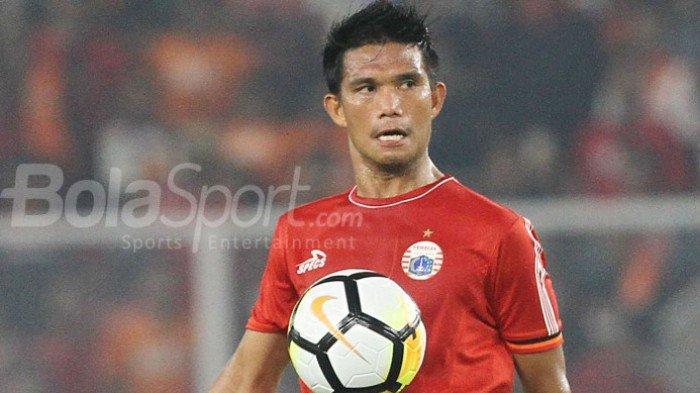 Bursa Transfer Liga 1 2019 - Sandi Sute Dilanda Galau Antara Persija & Kalteng Putra, Ini Endingnya