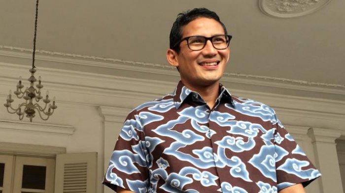 Dituding Beda Prinsip dengan Prabowo, Sandiaga Uno Meresponnya & Beri Penilaian Tentang Pemilu 2019