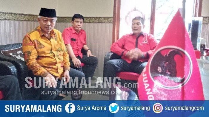 DPC PDI Perjuangan Kabupaten Malang Bakal Bagikan Sembako, Disinfektan dan Hand Sanitizer