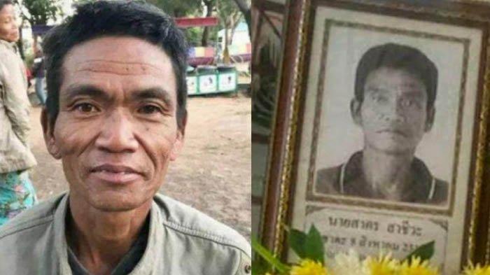 Sarkorn Kembali ke Rumah Setelah 7 Bulan Dikubur, Keluarga Geger dan Ketakutan Dikira Hantu