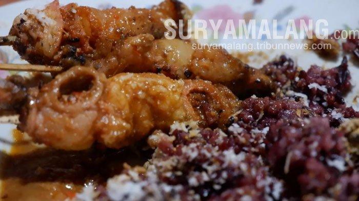 Sate Karak di Tempat Wisata Religi Sunan Ampel, Surabaya, Kuliner Legendaris yang Hampir Punah