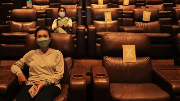 Bioskop di Surabaya Sudah Boleh Buka, Penonton Diwajibkan Telah Ikut 2 Vaksinasi Covid-19