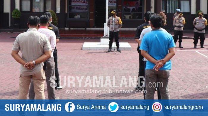 Jelang Pilbup Trenggalek, Polres Bentuk Satgas Anti Money Politic