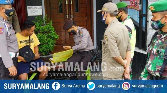 Satgas Masih Temukan Banyak Pelanggar Prokes Selama PPKM Jilid II di Kota Blitar