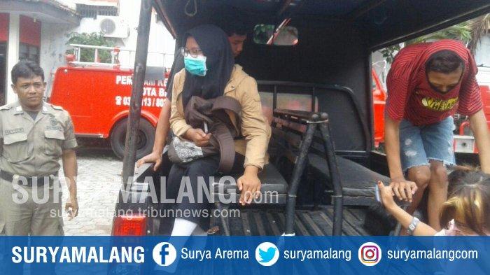 Razia Kos di Blitar, Satpol PP Kaget Lihat Siswi SMK Bareng Pria di Kamar, Ternyata . . .