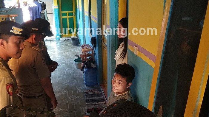 Satpol PP Kota Blitar Temukan Tiga Pasangan Bukan Suami Istri di Kamar Kos