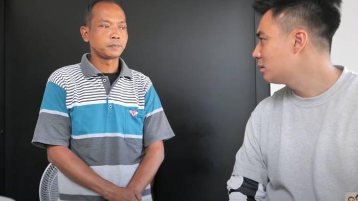 Baim Wong Menahan Tangis, Pengamen yang Ditolong Bohong, Punya Tempat Tinggal dan Anaknya Kuliah