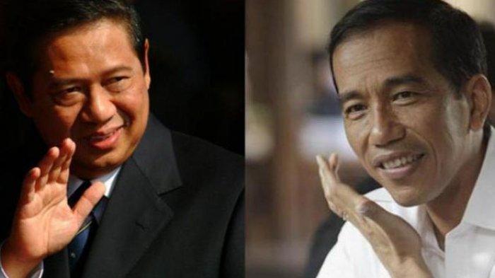 Saat Bersama Istri, Coba Bandingkan Romantis Mana Jokowi atau SBY? Foto Mereka Bikin Netizen Baper