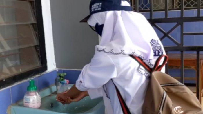 SD Muhammadiyah 08 Dau Gelar Uji Coba PTM Terbatas Mulai Hari Ini