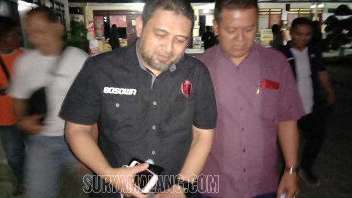 50 Anggota Rombongan PSM Makassar ke Madura, Ada yang Bawa Senjata Api