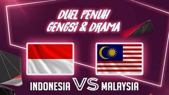 Timnas Indonesia Vs Malaysia Semifinal Piala AFF U-18 2019 Jam 16.00 WIB, Ayo Menang di Hari Merdeka