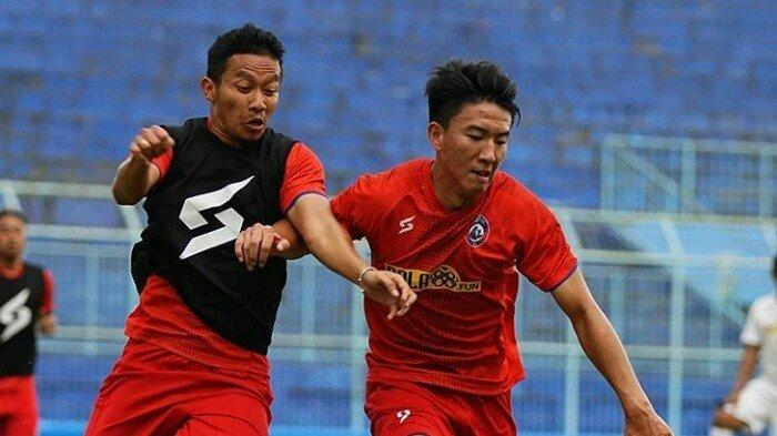 Arema FC Pilih Ambil Pemain Akademi Sendiri untuk Stok Pemain Lokal, Termasuk Seiya yang dari Jepang