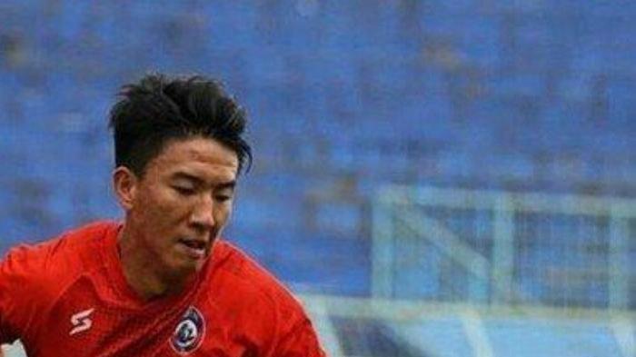 Perjalanan Karier Seiya da Costa Tembus Tim Senior Arema FC, Jebolan Akademi Arema Berdarah Jepang