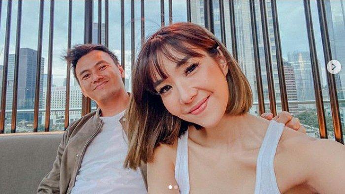Potret Wijaya Saputra dan Gisella Anastasia