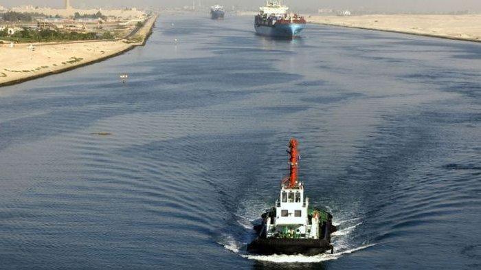 Sejarah Terusan Suez 'Jalan Pintas' yang Menghubungkan Eropa dan Asia Sepanjang 193 Kilometer