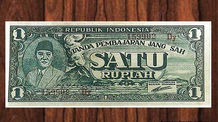 Sejarah Uang Kertas, Uang Rupiah Bermula dari Oeang Republik Indonesia