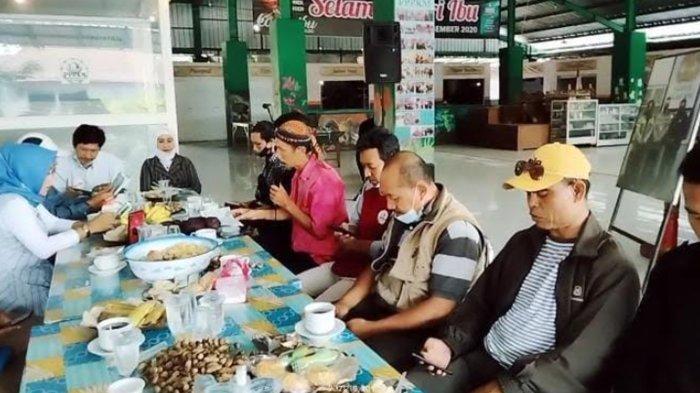Asosiasi Pedagang Pasar Dapat Pendampingan dari Diskopindag Kota Malang Membuat Aplikasi Android
