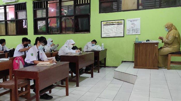 Siswa SD dan SMP di Gresik Masuk Sekolah Mulai 19 April 2021